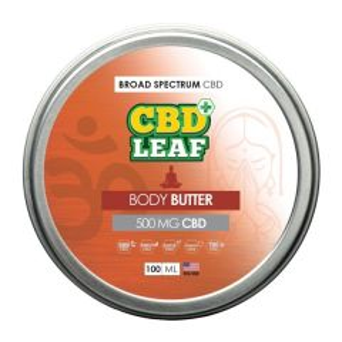 CBD Leaf Body - Body Butter