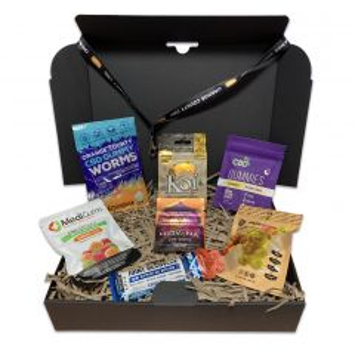 CBD Edibles Gift Box