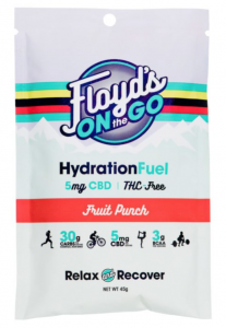 Floyd's Of Leadville On The Go Hydration Fuel 5mg 45g