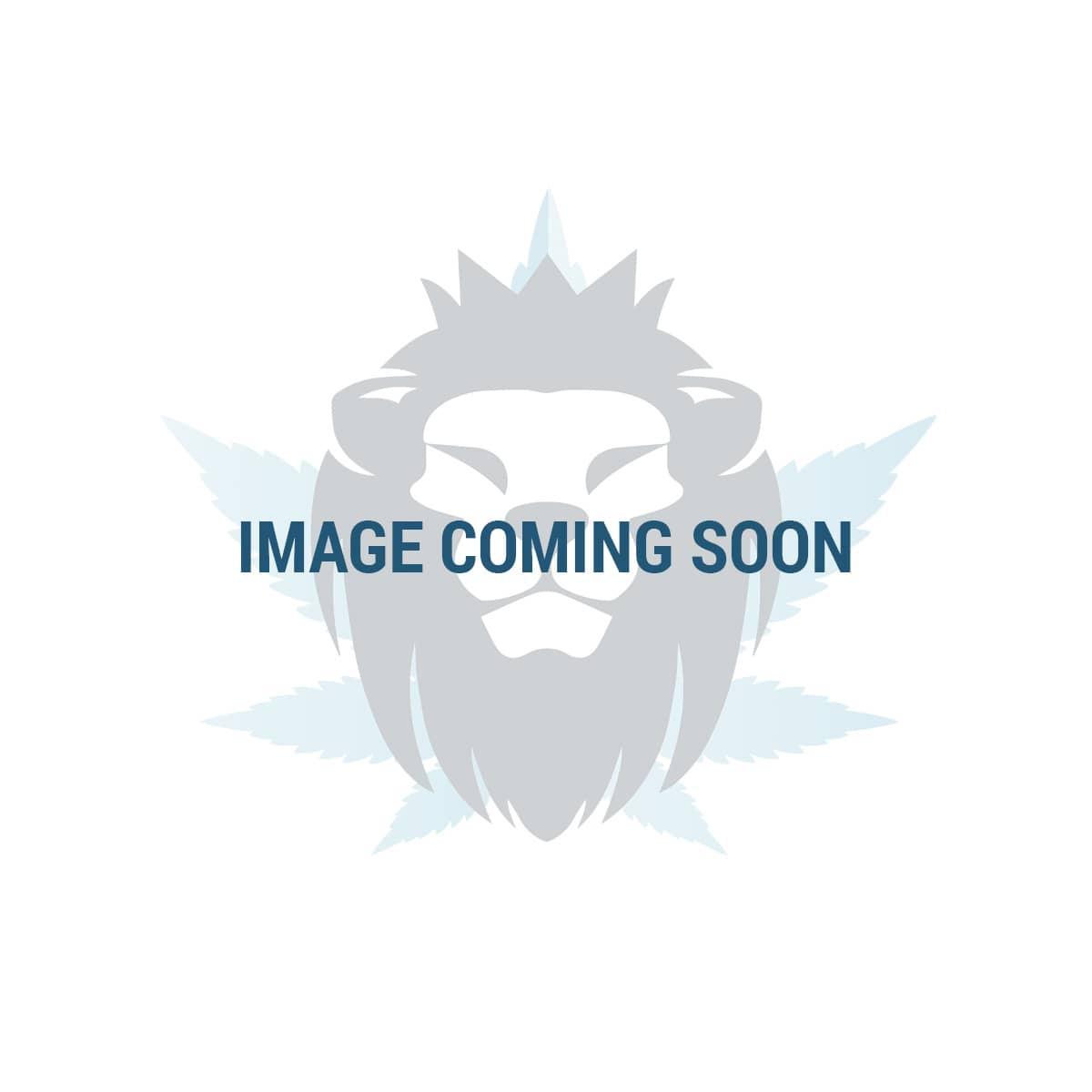 UV Stash Jar 100ml Comes with Velvet Case (Bag)