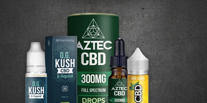 CBD Vape Oil & E Liquid