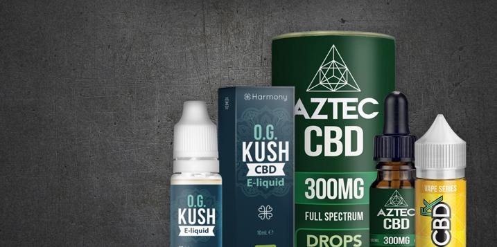 Buy CBD Vape Oil & CBD E Liquid | UK ICE Head Shop