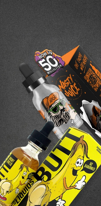 Vape Juice & E Liquid